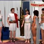 День рождения Венди