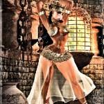 Арабская танцовщица