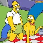 Развратные Симпсоны