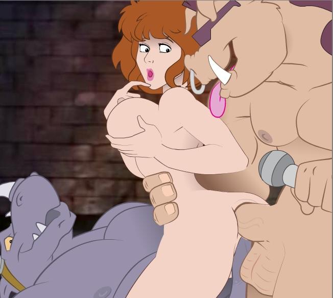 Порно флэш черепашки ниндзя