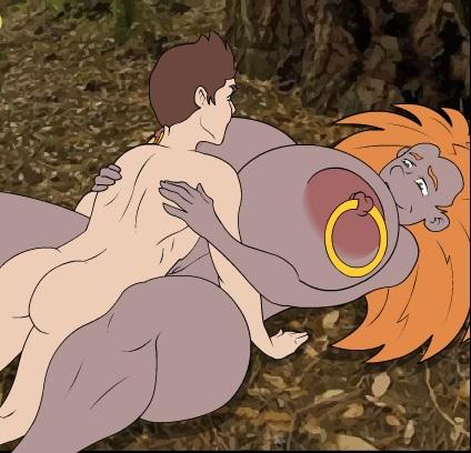 остров амазонок секс